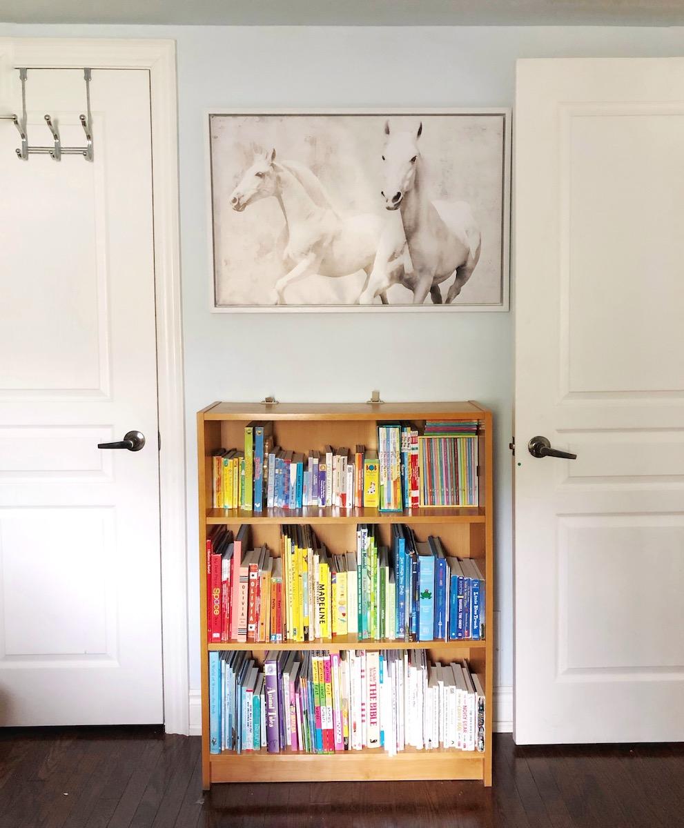 Books Organizing